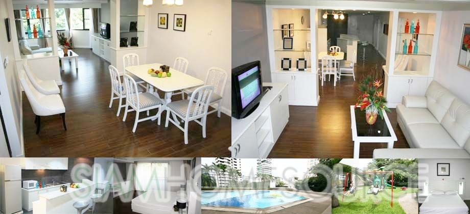 Super Well Located 3BR Phrom Phong Family Condo – Great Price!